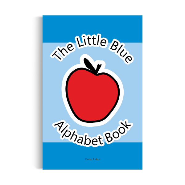Children's Books: The Little Blue Alphabet Book