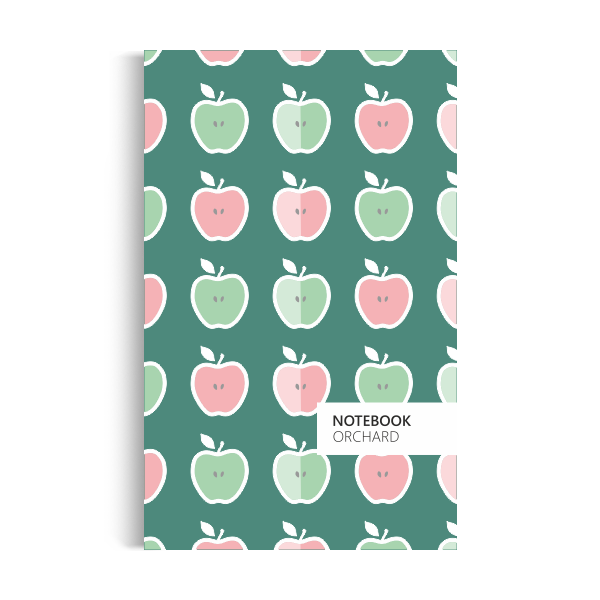 Notebook: Orchard - Green Edition