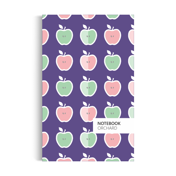 Notebook: Orchard - Purple Edition