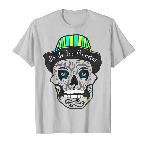 Tops & T-Shirts: Day of the Dead (Men, Women & Kids)