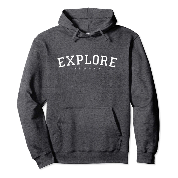 Tops & T-Shirts: Explore (Mens)