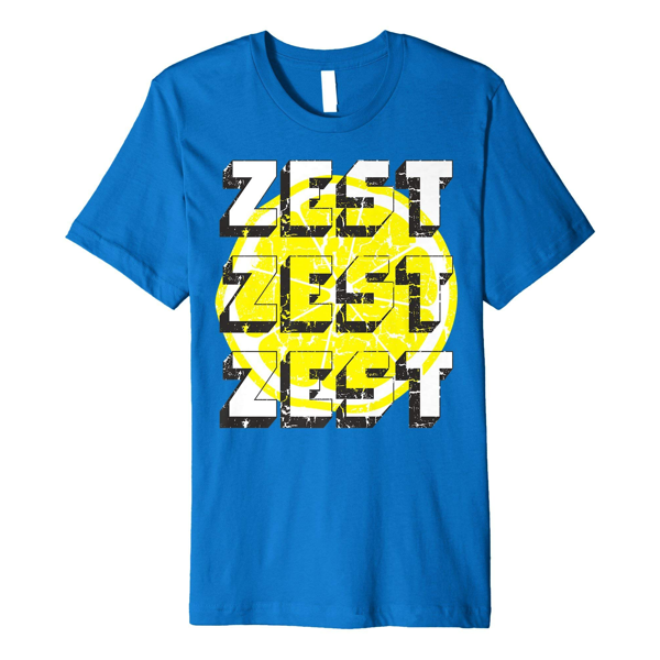 Tops & T-Shirts: Lemon Zest (Mens)