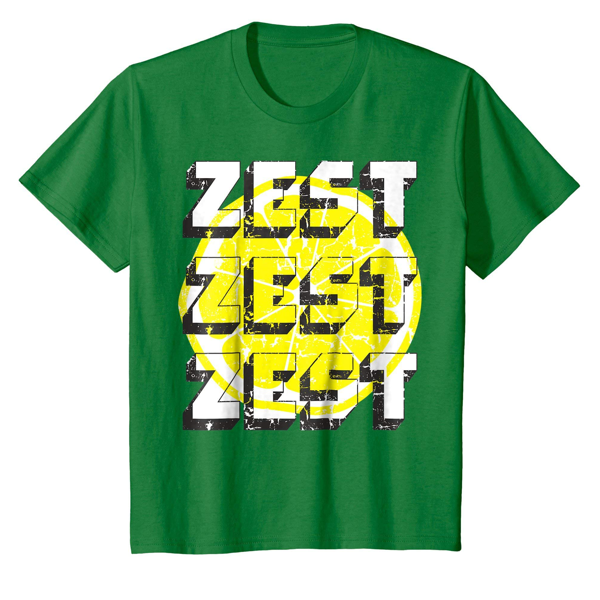 Tops & T-Shirts: Lemon Zest (Men, Women & Kids)