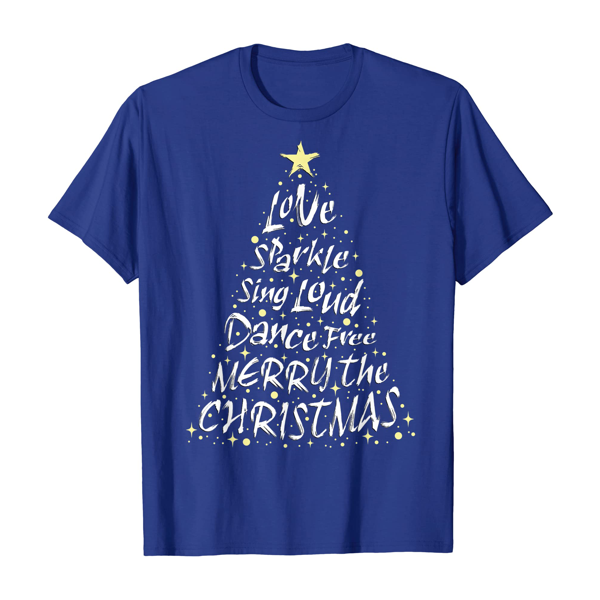 Tops & T-Shirts: Merry The Christmas