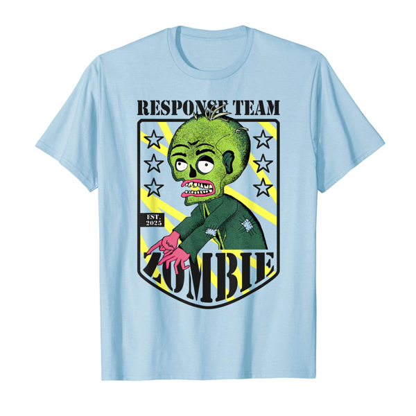Tops & T-Shirts: Zombie / Response Team (Men, Women & Kids)